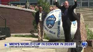 Full news conference: Colorado pushes bid for World Cup [Video]