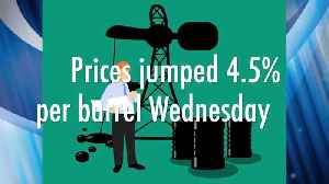News video: Tropical Storm Barry's impact on gas prices