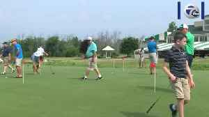 WNY PGA Holds Drive Chip & Putt Local Qualifier [Video]