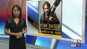 John Oates to perform in Southwest Florida [Video]