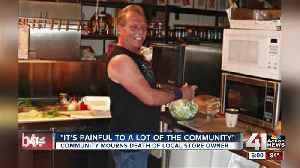 Community mourns death of local store owner [Video]