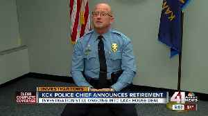 KCK chief's retirement comes after criminal probe [Video]
