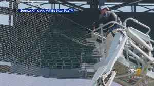 White Sox Are First Team To Extend Protective Netting All The Way To Foul Poles [Video]