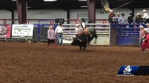 Upstate Bull Rider competes for High School National Championship [Video]