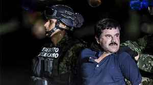 Prosecutors Want El Chapo To Receive Life In Prison [Video]