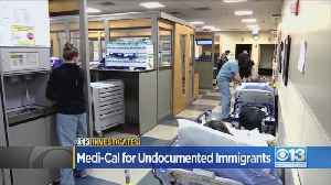 News video: Medi-Cal For Undocumented Immigrants