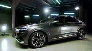 Audi SQ8 Exterior Design [Video]