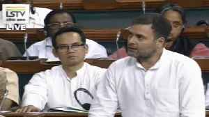 'No concrete steps in budget for farmers': Rahul Gandhi [Video]