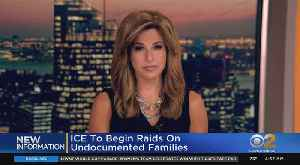 Report: ICE Raids Set To Start This Weekend [Video]