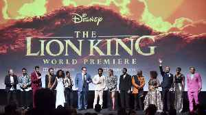 News video: Beyonce takes 'The Lion King' remake 'to another level'
