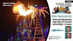Disney villains join the lineup of theme park special events [Video]