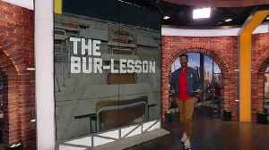 The Bur-Lesson: Why Baltimore Ravens quarterback Lamar Jackson is a nightmare for opposing defenses [Video]