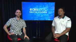 News video: The Sit-Down: Dominic Smith