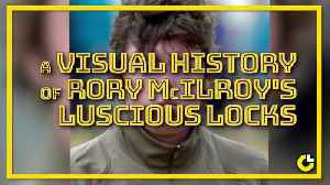 A Visual History of Rory McIlroy's Luscious Locks [Video]
