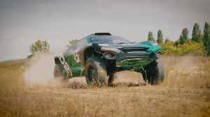 Extreme off-roading electric SUV [Video]