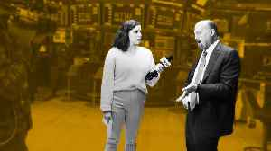News video: Jim Cramer's Weighing in on Bed, Bath & Beyond's Quarter and the Markets