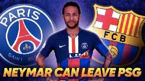 Is Neymar Trying To FORCE A Transfer From PSG To Barcelona?! | Transfer Talk [Video]