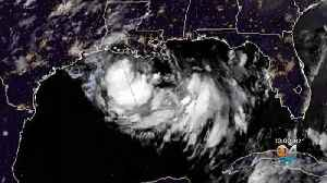 News video: Louisiana Braces For Tropical Storm Barry
