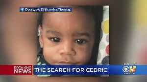Dallas Police Believe Missing18-Month-Old Cedric Jackson Is Dead [Video]