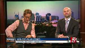 MorningLine: Do You Have a Question About Social Security? (July 2019)P.4 [Video]