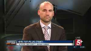 MorningLine: Do You Have a Question About Social Security? (July 2019)P.3 [Video]