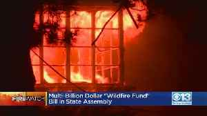 California Lawmakers OK Multi-Billion Dollar Wildfire Bill [Video]