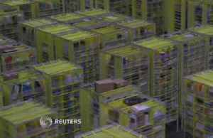 News video: Amazon pledges to retrain 100,000 U.S. workers