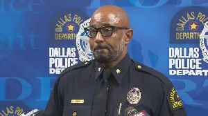 Dallas Police Department Holds News Conference On Cedric Jackson Investigation [Video]