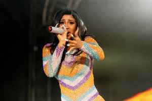 News video: Cardi B Shares Rap She Wrote for Daughter Kulture