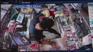 Clerk Turns Tables On Gas Station Robbery Suspects [Video]