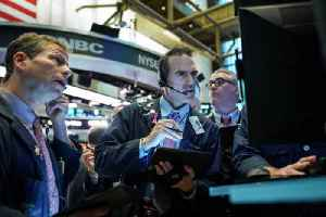News video: Dow Jones Pushes Past 27,000 for New Record High