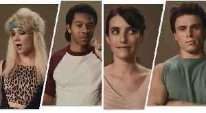 'American Horror Story: 1984' Shares First Look at New Cast [Video]