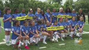 Young Soccer Players Invited To Join World Cup Champs [Video]
