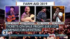 Farm Aid 2019 festival brings Willie Nelson, Neil Young, Tanya Tucker, more to Wisconsin [Video]