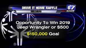 Drive It Home Raffle [Video]