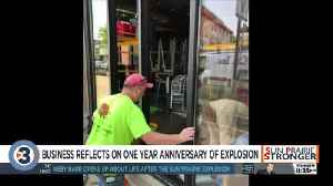 Business reflects on one-year anniversary of Sun Prairie explosion [Video]