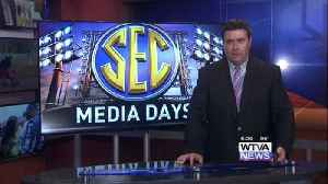 SEC announces media day attendees [Video]