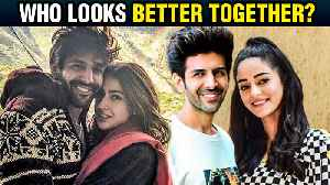 Kartik Aaryan's Jodi Best With Ananya Pandey Or Sara Ali Khan? Ananya REVEALS [Video]