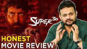 Super 30 FIRST HONEST REVIEW | Hrithik Roshan, Mrunal Thakur | Bollywood Now [Video]
