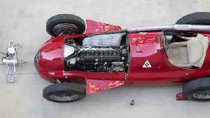 Alfa Romeo GP Tipo 159 Alfetta to appear at F1 British Grand Prix [Video]