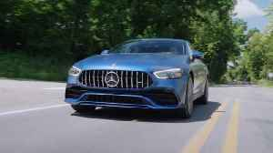 2019 Mercedes-AMG GT53 4-door: A fancy-pants muscle car [Video]