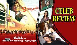 News video: SUPER 30 | CELEB REVIEW | Hrithik Roshan as Anand Kumar