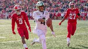 Purdue WR Rondale Moore Might Be Most Overhyped Player in College Football [Video]