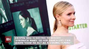 Kristen Bell Is Rebooting 'Veronica Mars' [Video]