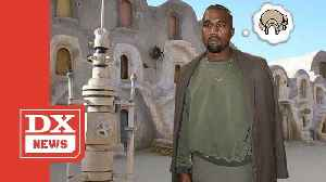 "Kanye West To Build ""Star Wars"" Inspired Low Income Housing In L.A. [Video]"