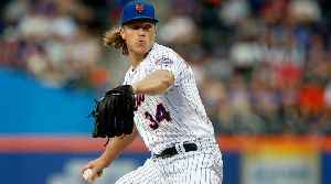 Report: Noah Syndergaard Trade Market Heats up as MLB Trade Deadline Approaches [Video]