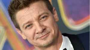Jeremy Renner's Daughter Approves Of His New Song [Video]