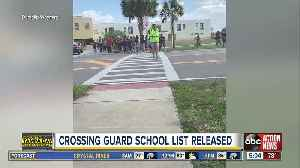 New crossing guard spots for Hillsborough middle schools [Video]