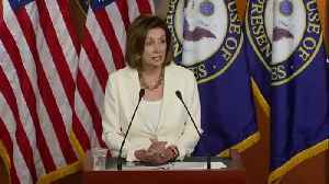 "Speaker Pelosi on ICE raids: ""Every person in America has rights. [Video]"