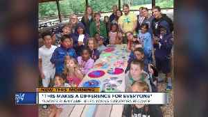 Walworth County camp for burn victims celebrates its 25th year [Video]
